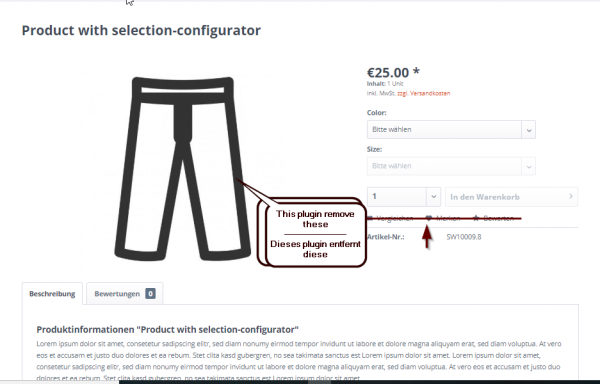 shopware plugin